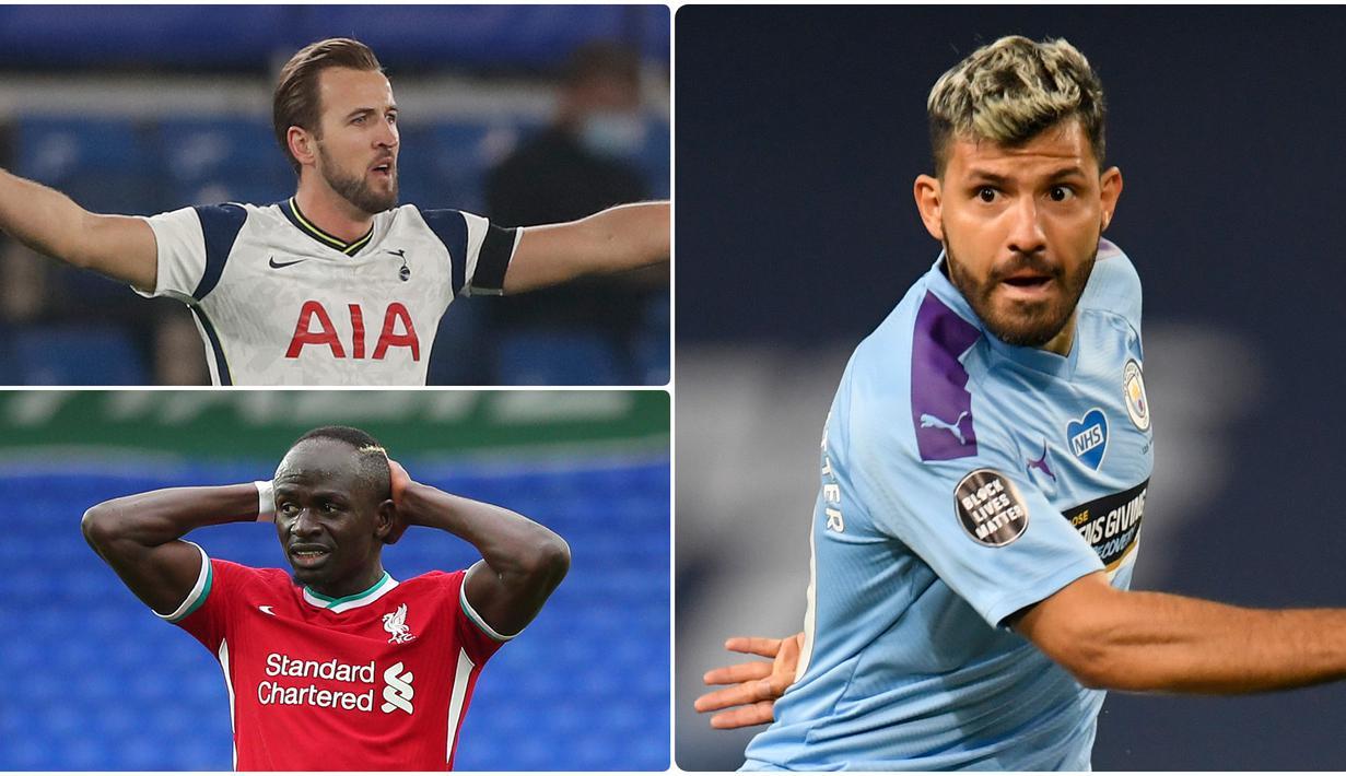 Pemain dengan nomor punggung 10 bisa dikatakan adalah pemain yang menjadi andalan di lini serang sebuah klub. Berikut 5 pemain bernomor punggung 10 yang menjadi andalan di klub Liga Inggris. (kolase foto AFP)