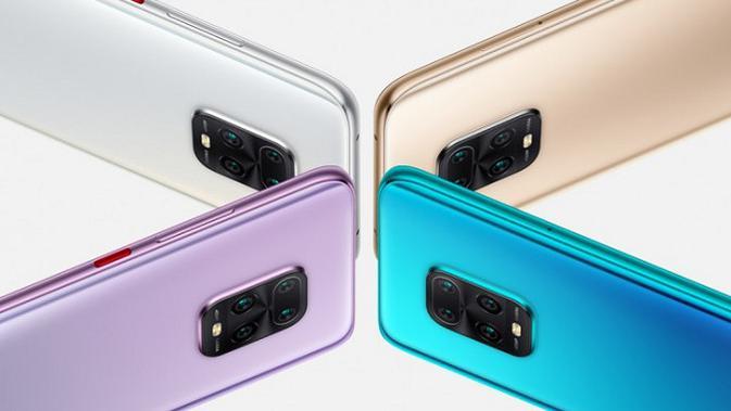 Harga dan Spesifikasi Redmi 10X, Smartphone 5G Ter