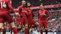 2. Liverpool - £ 950 Juta (AFP/Paul Ellis)