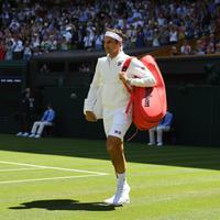 Roger Federer, UNIQLO, Wimbledon, image: Instagram