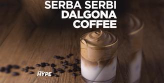 Serba Serbi Dalgona Coffee