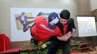 Iko Uwais dirikan sekolah bela diri Thunder 11 di Bekasi, Jawa Barat (Dokumentasi: Thunder 11 Center of Martial Arts)