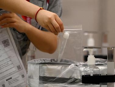 FOTO: Protokol Kesehatan Ketat untuk Jurnalis Olimpiade Tokyo 2020