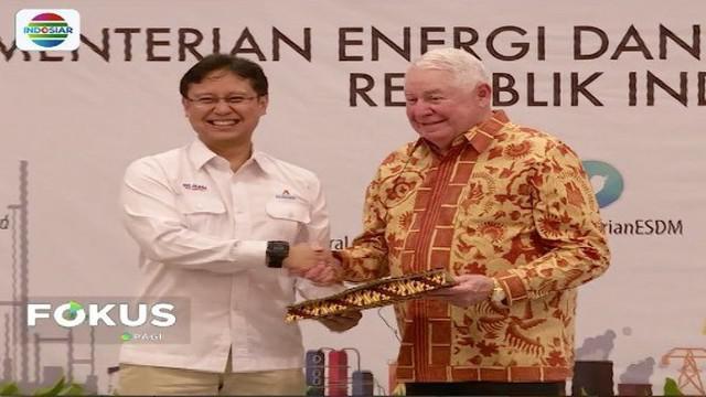 Pemerintah Indonesia resmi sepakati perjanjian kepemilikan saham PT Freeport Indonesia sebesar 51,23 persen.