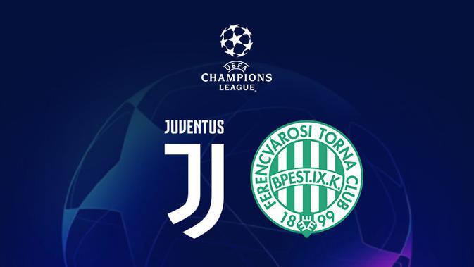Prediksi Liga Champions Juventus Vs Ferencvaros Seharusnya Menang Mudah Lagi Dunia Bola Com