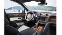 Bentley menggunakan Liquid Amber, yang veneer kayu yang berasal dari pohon di Mississippi (Carscoops)