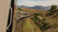 Ilustrasi kereta api. (Photo by Josh Nezon on Unsplash)