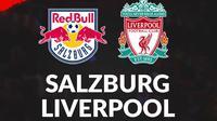 Salzburg Vs Liverpool (Bola.com/Adreanus Titus)