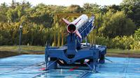 Roket RX450-5. (Dokumentasi LAPAN)