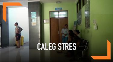 Rumah Sakit di daerah Badung Bali bersiap mengantisipasi tangani calon legislatif yang alami gangguan kejiwaan. Disiapkan ruangan dan petugas kesehatan yang sudah besiaga setiap saat.