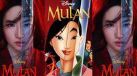 Poster Film Mulan