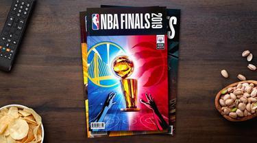Berita video NBA Finals 2019 yang disiarkan di Indosiar dan Vidio mulai 31 Mei.