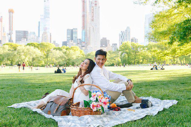 Foto yang sederhana namun sangat romantis dan manis/copyright Courtesy of Sweet Escape/tmd