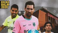 Kilas Balik 2020 - 5 Momen Kelam Sepak Bola Internasional (Bola.com/Adreanus Titus)