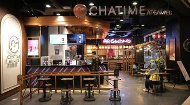 Chatime Atealier di Mal Kokas Jakarta