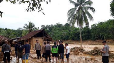 Banjir Lebak Banten