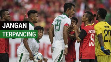 Berita video para pemain Timnas Indonesia perlu melihat kembali dengan apa yang terjadi pada laga kontra Timor Leste di SEA Games 2017 yang sempat diwarnai kericuhan.