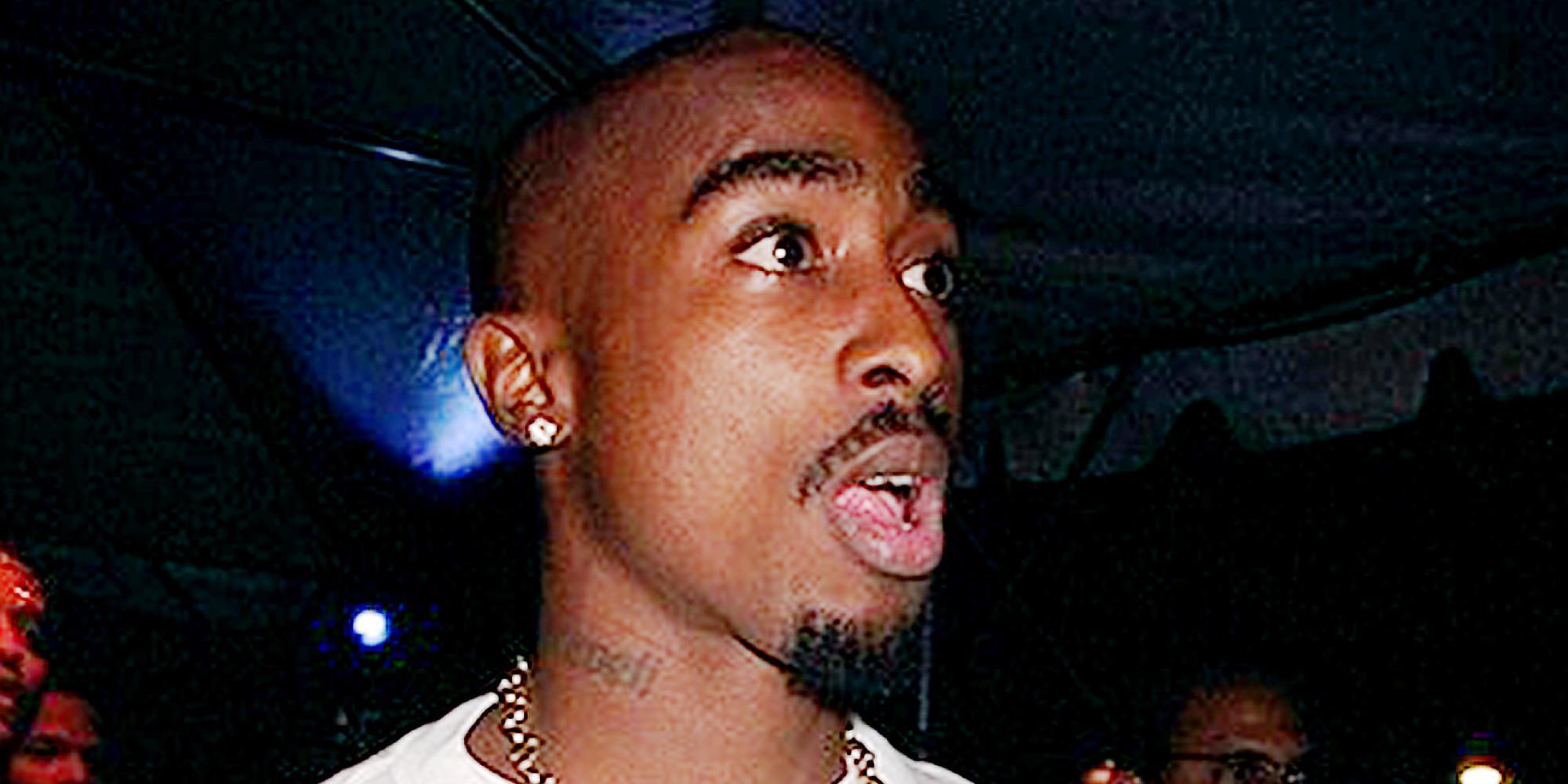 Tupac Shakur (Huffington Post)