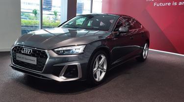 Audi A5 Sportback dan Coupe Baru Dibanderol Rp1,248 Miliar (Ist)