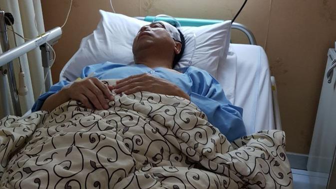 Beredar Foto Foto Setya Novanto Di Rumah Sakit News Liputan6 Com