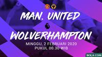 Premier League - Manchester United Vs Wolverhampton Wanderers (Bola.com/Adreanus Titus)