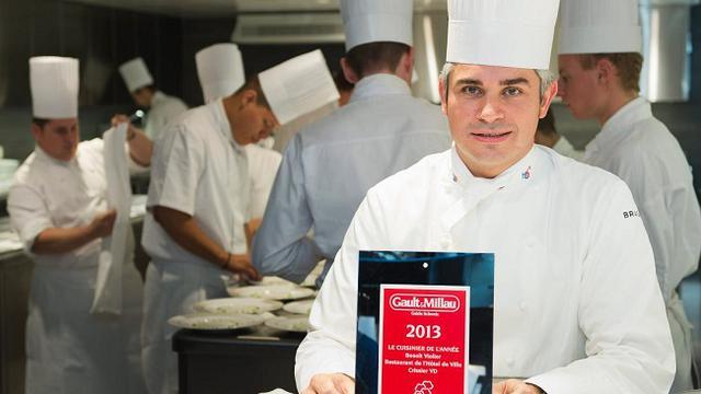 Koki Restoran Terbaik Di Swiss Ditemukan Bunuh Diri Lifestyle