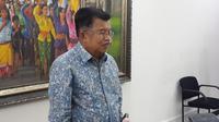 Wakil Presiden Jusuf Kalla (Liputan6.com/Putu Merta)