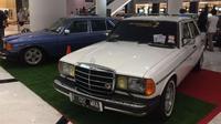 Tidak cuma keluaran terbarunya, model lawas Mercedes-Benz juga masih banyak yang cari. (ist)