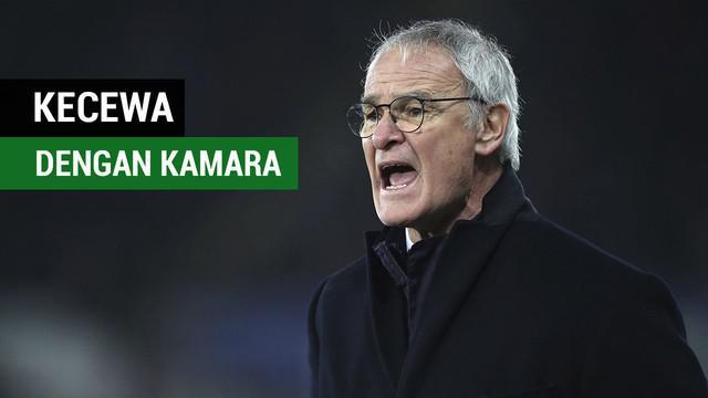 Berita Video Walaupun Fulham Menang,Ranieri Kecewa Dengan Sikap Kamara