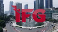 IFG memiliki sembilan entitas anak perusahaan.