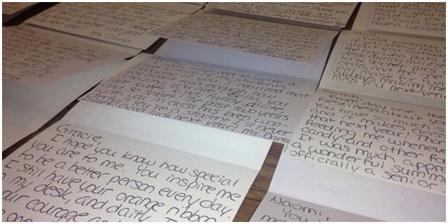 Lebih Dari 100 Surat Kutulis Untuk Murid Muridku Alasannya