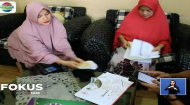 Salah satu koordinator jemaah umrah PT SBL dari Majalengka terpaksa menjual aset-aset pribadinya senilai hampir Rp 1 miliar, untuk memberangkatkan 42 calon jemaah.