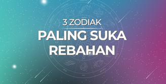 3 Zodiak Paling Suka Rebahan