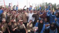 Seringnya bencana alam yan g terjadi di wilayah Aceh Selatan menjadikan wilayah tersebut menjadi perhatian khusus bagi Kemensos.