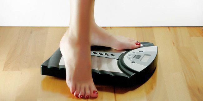 Biasanya berat badan akan kembali normal setelah haid./Copyright shutterstock.com