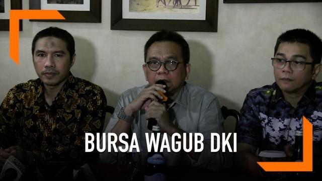 PKS dan Partai Gerindra sepakat mengajukan dua nama pengganti Sandiaga Uno menjadi Wakil Gubernur DKI. Siapa sajakah mereka?
