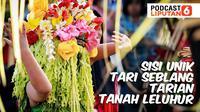 Sisi unik Tarian Seblang, Tari Tanah Leluhur (Foto: Tim Infografis Liputan6.com)