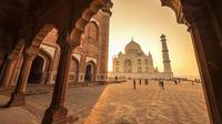 India tempat yang sangat cocok untuk meditasi