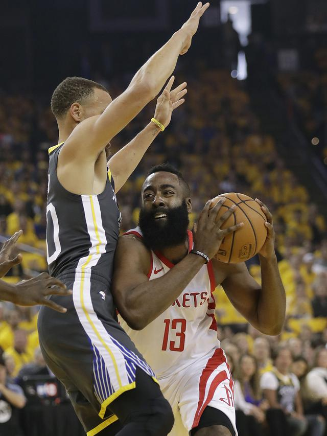 NBA, Golden State Warriors, Houston Rockets