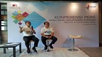 Konferensi pers arah baru keuangan syariah (Foto: Dok LPDB KUMKM)