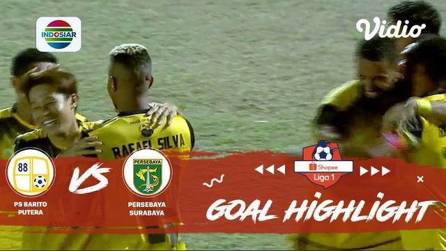 Berita video momen gol kemenangan Barito Putera saat menghadapi Persebaya Surabaya dalam lanjutan Shopee Liga 1 2019, Sabtu (28/9/2019).