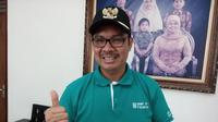 Bupati Kulon Progo Hasto Wardoyo. (Liputan6.com/Fathi Mahmud)