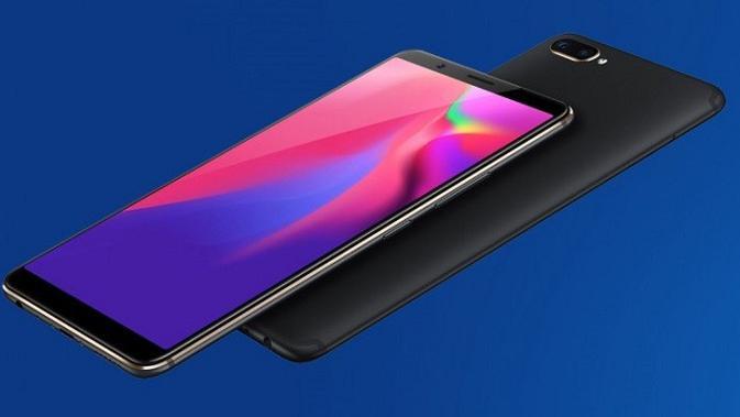 Vivo resmi merilis smartphone dengan pemindai sidik jari di layar (sumber: gsm arena)