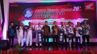 Kompetisi adu kemampuan teknisi bertajuk Astra Honda Motor Technical Skill Contest (AHM-TSC) 2019 telah mendapatkan pemenangnya.