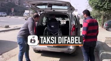 vertical taksi difabel