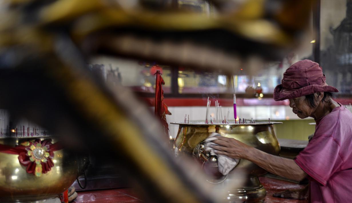 FOTO Menengok Persiapan Tahun Baru Imlek 2020 Di Aceh