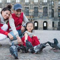 Keluarga Ruben Onsu dan Sarwendah. (Foto: instagram.com/sarwendah29)