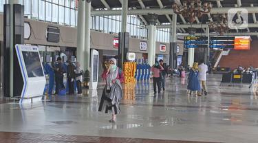 Operasional Terminal 1 dan 2 Bandara Soekarno Hatta