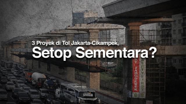 Menteri Perhubungan (Menhub) Budi Karya Sumadi mengakui kemacetan di ruas Tol Jakarta-Cikampek (Japek) masih menjadi pekerjaan rumah. Kemacetan bertambah seiring adanya beberapa proyek strategis nasional di lintas tol Japek yang sedang dalam tahap pe...