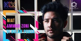 Ammar Zoni Tetap Jalankan Ibadah Puasa Meski Dipadatkan dengan Jadwal Syuting